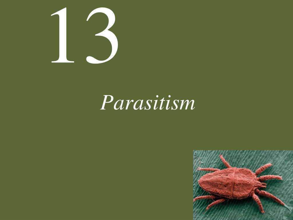 parasitism l.