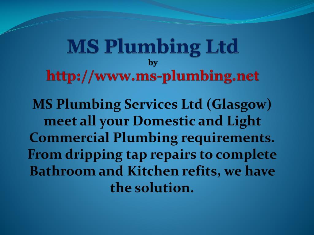 ms plumbing ltd by http www ms plumbing net l.