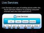 live services