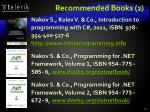 recommended books 2