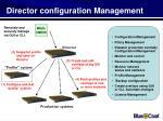 director configuration management