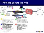 how we secure the web18