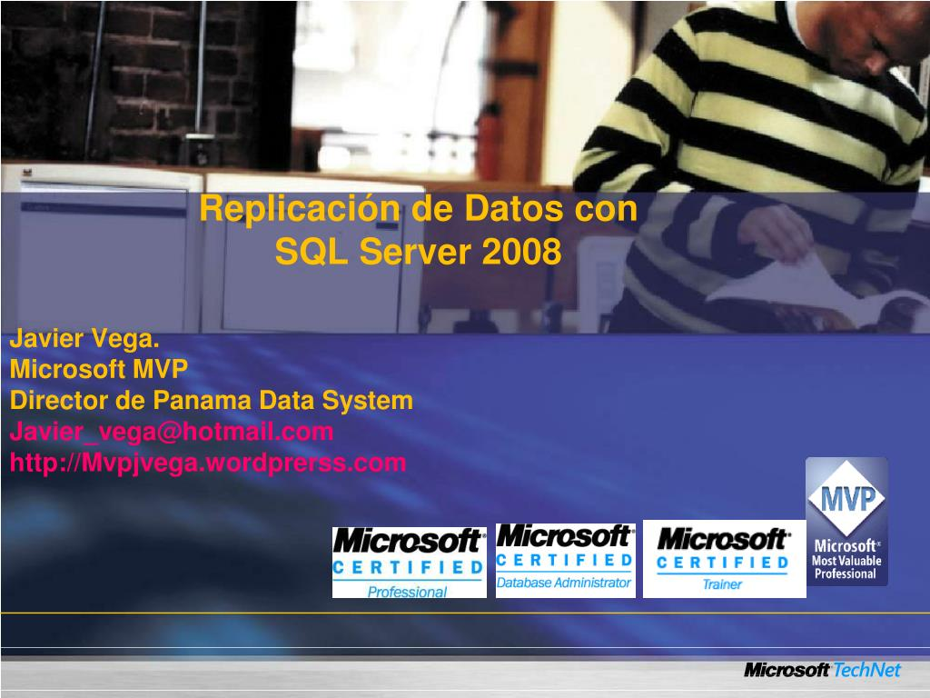 replicaci n de datos con sql server 2008 l.