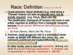 race definition textbook 4 285 86