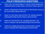 policy research questions1