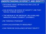 understanding diversity and identity1