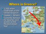 where is greece