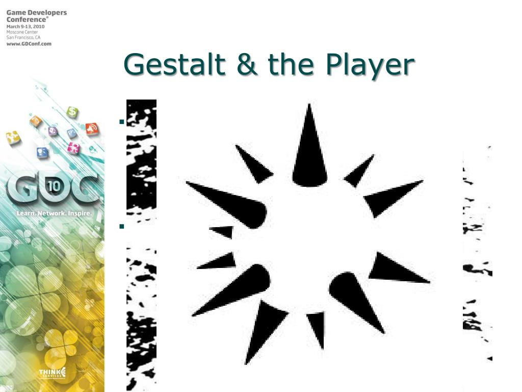 Gestalt & the Player