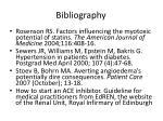 bibliography101