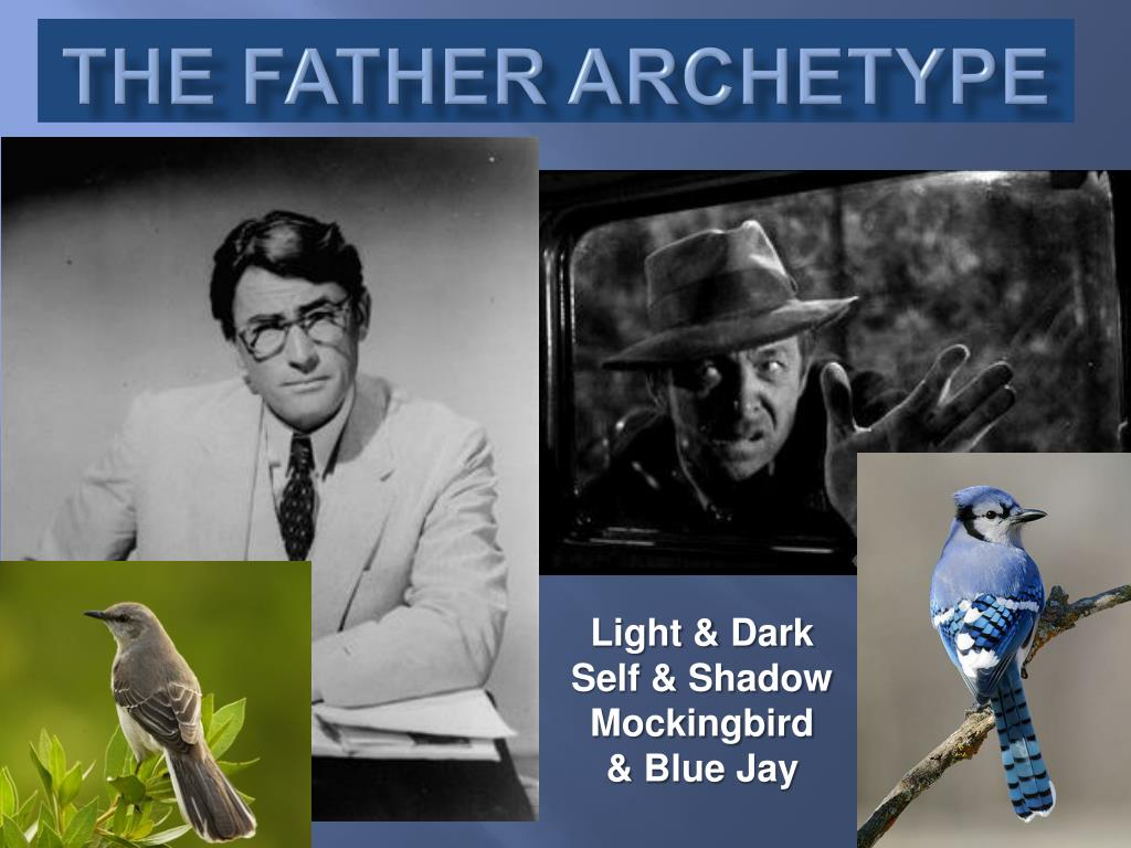 the father archetype l.