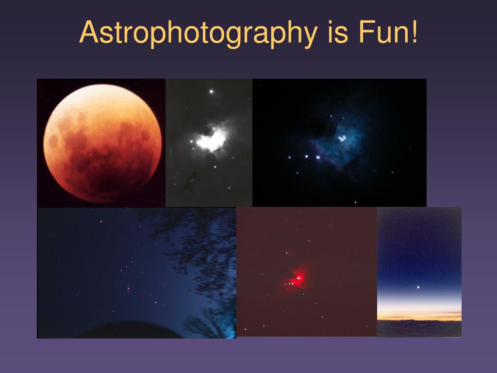 astrophotography is fun l.
