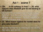 act 1 scene 7