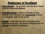 noblemen of scotland19