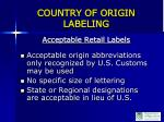 country of origin labeling10