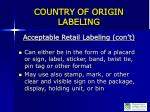 country of origin labeling11