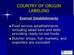 country of origin labeling7