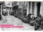 german prisoners under british guard
