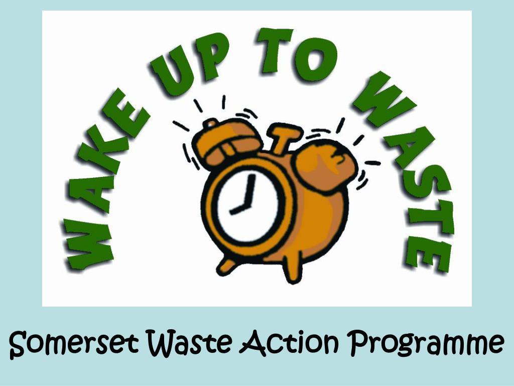 somerset waste action programme