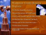 washtenaw county housing programs