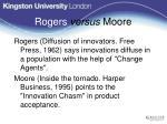 rogers versus moore