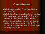 comprehension9