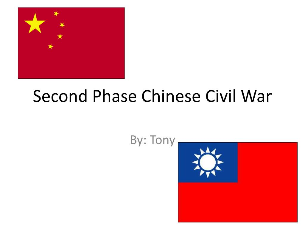 second phase chinese civil war l.