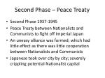second phase peace treaty