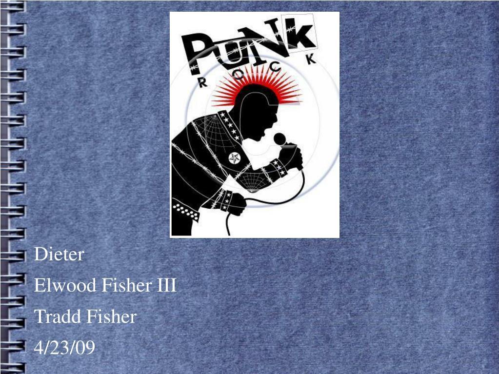 punk rock l.