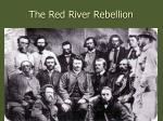 the red river rebellion61