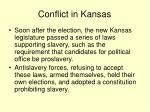 conflict in kansas34