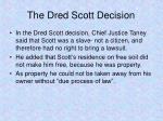 the dred scott decision43