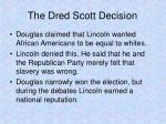 the dred scott decision49
