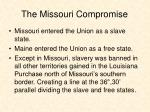 the missouri compromise8