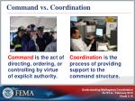 command vs coordination16