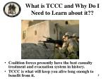 what is tccc and why do i need to learn about it