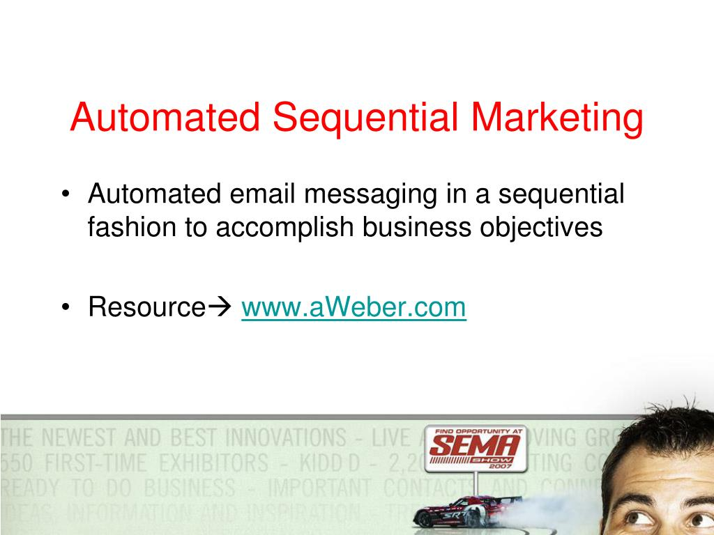 Automated Sequential Marketing