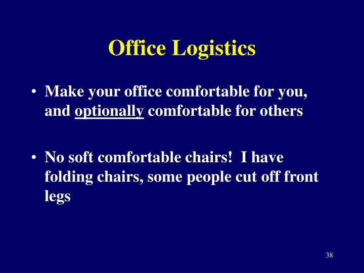 Office Logistics