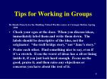 tips for working in groups2