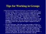 tips for working in groups3