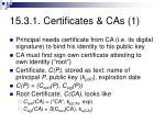 15 3 1 certificates cas 1