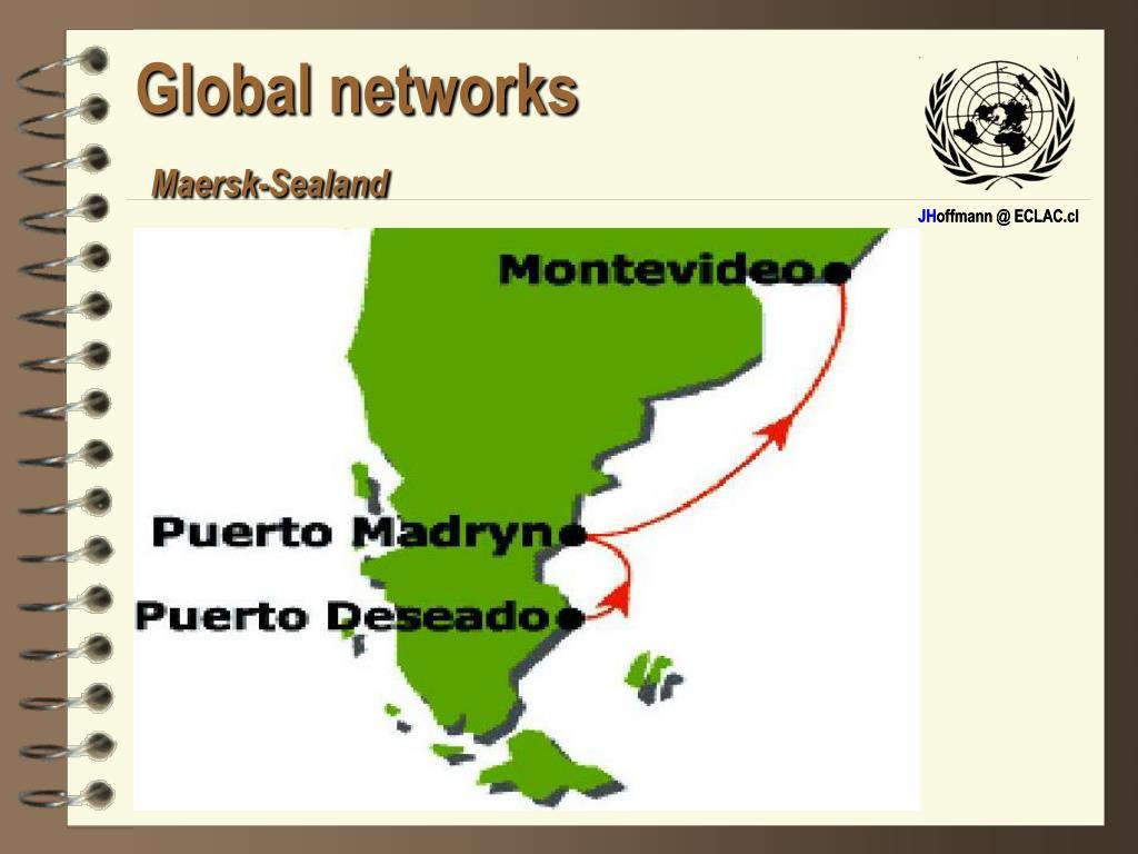 Global networks