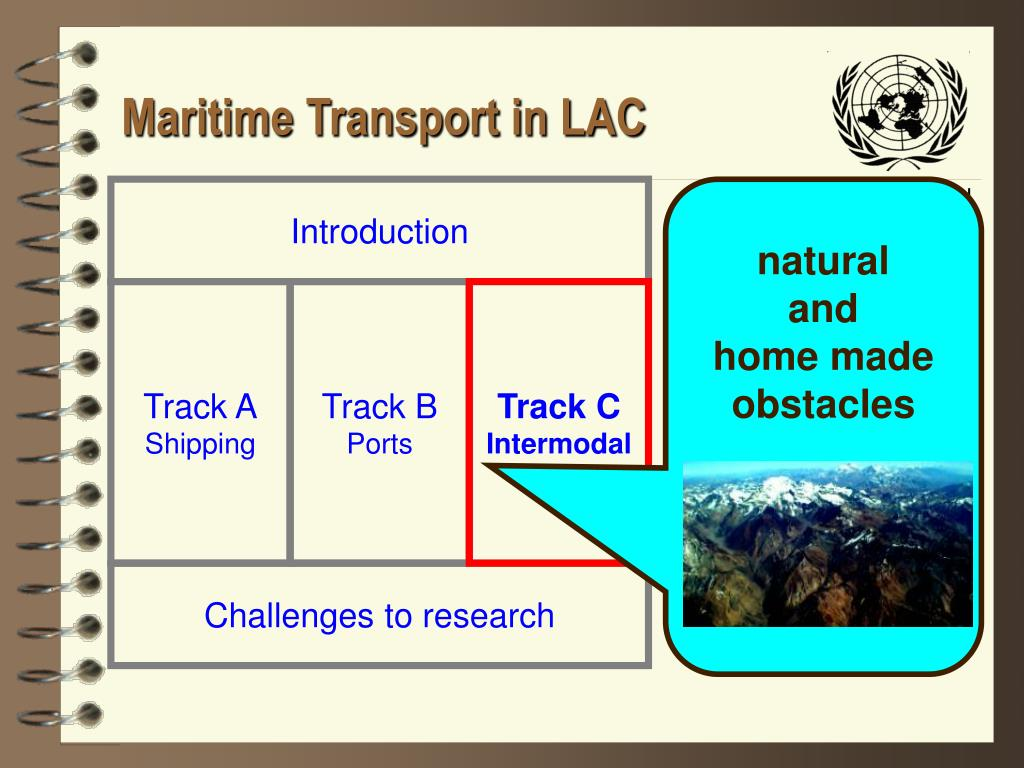 Maritime Transport in LAC