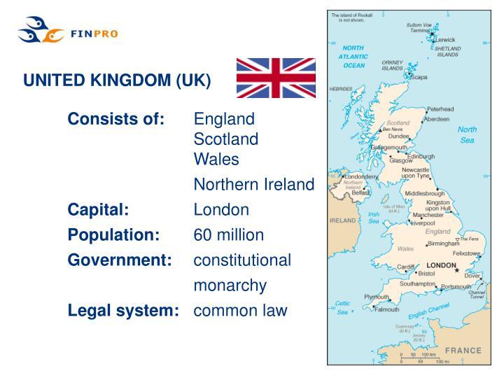 United kingdom uk