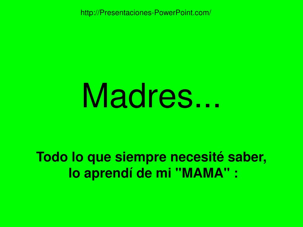 madres l.