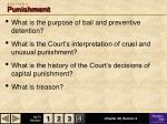 s e c t i o n 4 punishment
