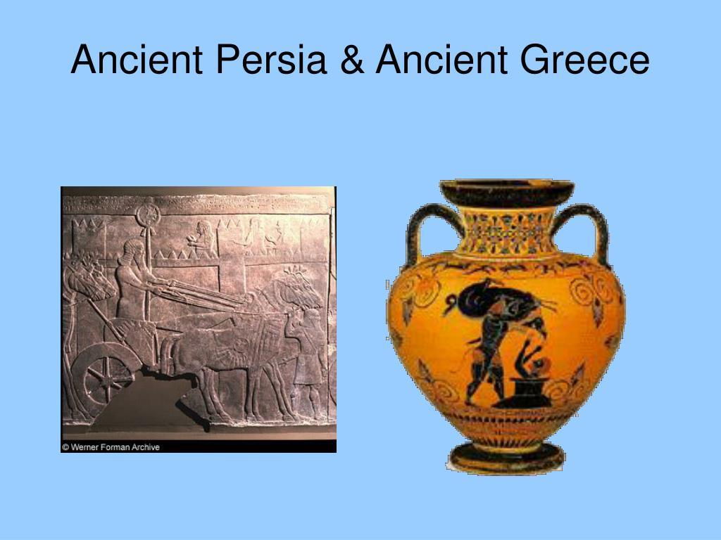 ancient persia ancient greece l.