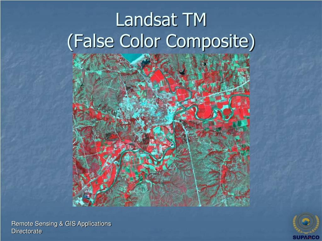 Landsat TM