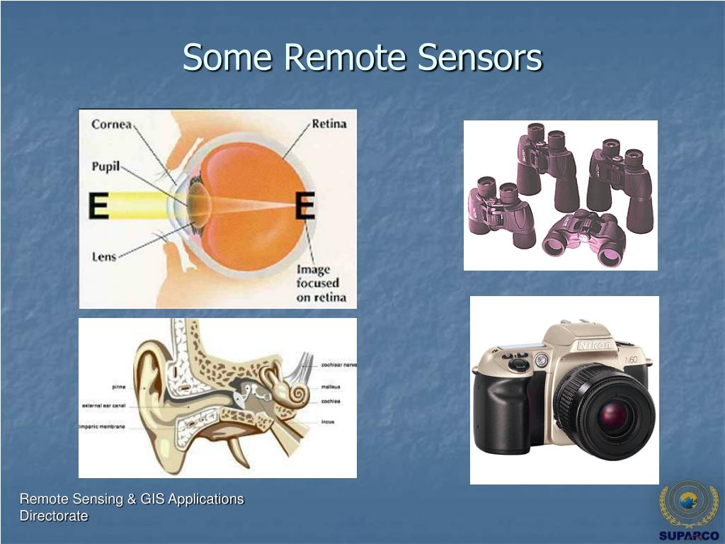 Some Remote Sensors