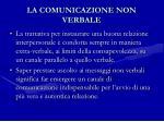 la comunicazione non verbale51