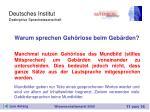 deutsches institut deskriptive sprachwissenschaft12